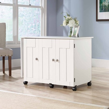 GET 30% OFF + FREE SHIPPING ~ Sauder Sewing and Craft Table in Multiple Finishes ~ SAVING YOU OVER $54!