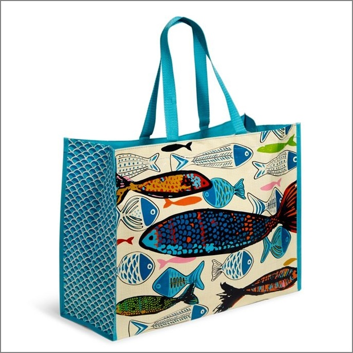 GET 50% OFF + FREE SHIPPING ~ Super Cute Vera Bradley Market Tote ~ Now you can really go the market in style and be environmentally conscious too!