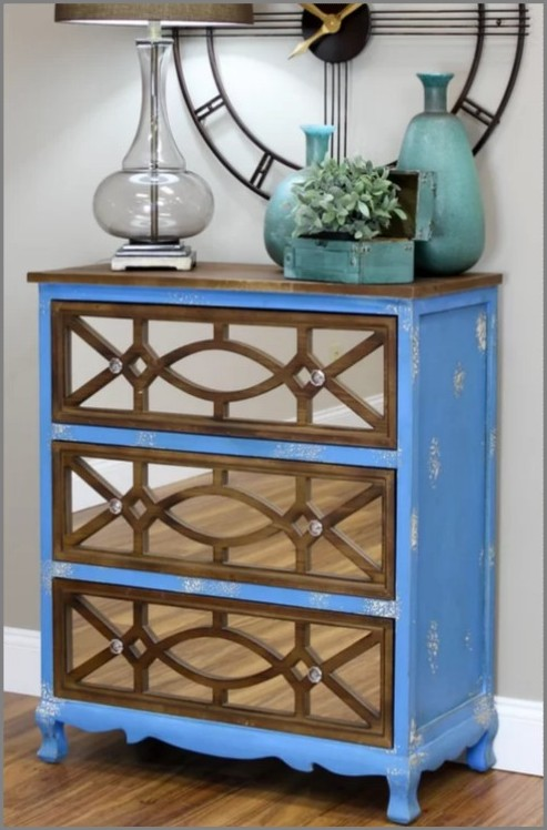 GET 63% OFF + FREE SHIPPING ~ Lara French Country 3 Drawer Chest ~ SAVING YOU $440! ~ Hurry, these are almost gone!