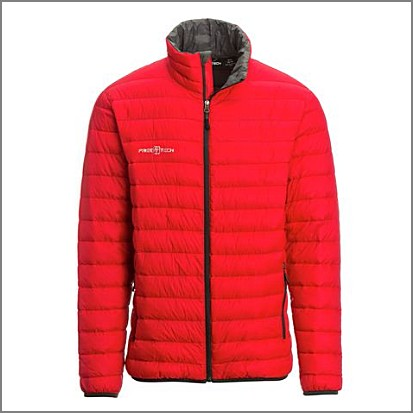 GET 71% OFF ~ Men's Free Country Full Zip Down Jacket ~ SAVING YOU OVER $60!