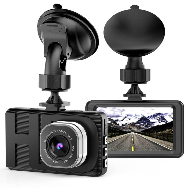 GET 80% OFF + FREE SHIPPING ~ Dash Cam Camera for Cars with Full HD 1080P 170 Degree Super Wide Angle Cameras ~ SAVE $160!