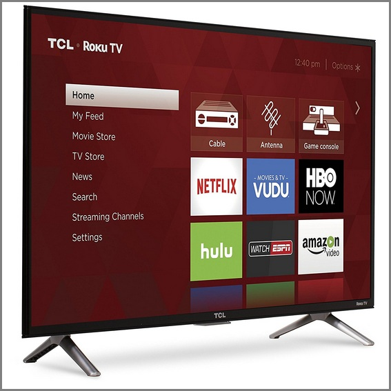 WOW! An Amazon's Choice ~ Get the TCL 32S305 32-Inch 720p Roku Smart LED TV now for ONLY $129.99 + FREE SHIPPING!